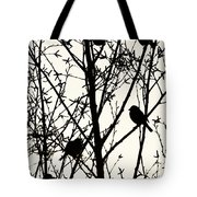 The Dinner Queue Tote Bag
