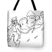 The Disempactor Tote Bag