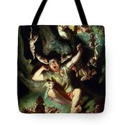 The Disenchantment Of Bottom Tote Bag