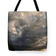 The Displeasure Of The Gods Tote Bag