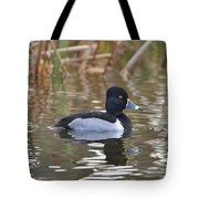 Diving Duck Tote Bag