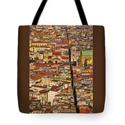 The Divided City Tote Bag