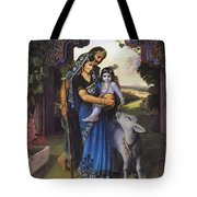 The Divine Family Tote Bag