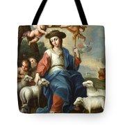 The Divine Shepherdess Tote Bag