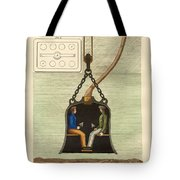 The Diving Bell Tote Bag