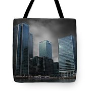 The Docklands Tote Bag