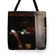 The Doctor Is Out Tote Bag