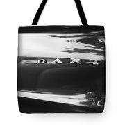 The Dodge Dart Tote Bag