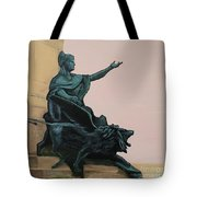 The Doge And Winged Lion At Venice Tote Bag