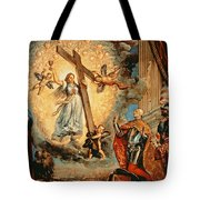 The Doge Grimani Kneeling Before Faith Tote Bag