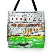 The Doge's Palace Tote Bag