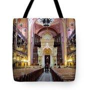 The Dohany Street Synagogue Budapest Tote Bag
