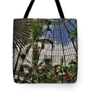 The Dome 002 Buffalo Botanical Gardens Series Tote Bag