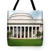 The Dome At Mit Tote Bag
