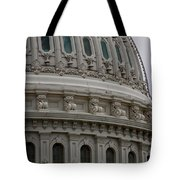 The Dome Of The Capitol Tote Bag