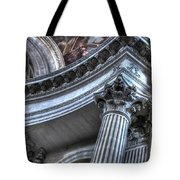 The Dome Of The Invalides Paris Tote Bag