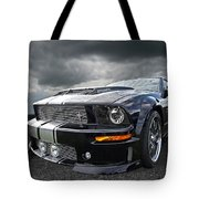 The Dominator - Cervini Mustang Tote Bag