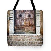 The Door At Number 5 Tote Bag