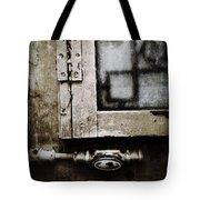 The Door Of Belcourt Tote Bag