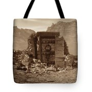 The Door Of Infinite Portals Tote Bag