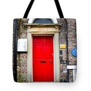 The Door To James Herriot's World Tote Bag