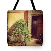 The Doors Of Mexico Tote Bag
