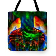 The Doors Of Perception Tote Bag by Omaste Witkowski