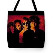 The Doors - Sunset Tote Bag
