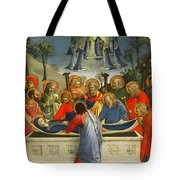 The Dormition Of The Virgin Tote Bag