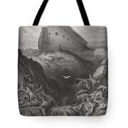 The Dove Sent Forth From The Ark Tote Bag