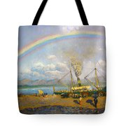 The Downpour  Tote Bag