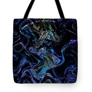 The Dragon Behind The Mask  Tote Bag