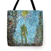 The Drama Of The Earth Tote Bag