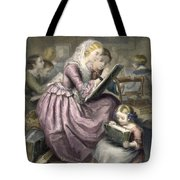 The Drawing School, C.1835 Tote Bag