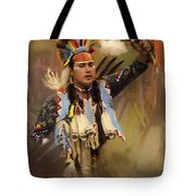 Pow Wow The Dream Tote Bag
