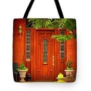 The Dream Door Tote Bag