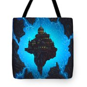 The Dream Fissure Tote Bag