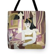 The Dressing Room Tote Bag