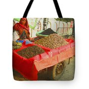 The Dried Fruit Seller Tote Bag