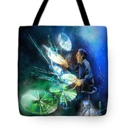 The Drummer 01 Tote Bag