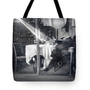 The Drunk Homeless  Tote Bag