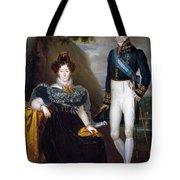 The Dukes Of San Fernando De Quiroga Tote Bag