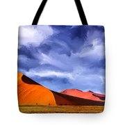 The Dunes Tote Bag