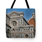 The Duomo And Baptistery Of St. John Tote Bag
