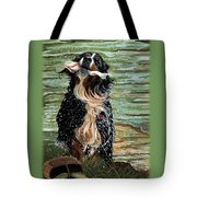The Early Berner Catcheth Phone Tote Bag
