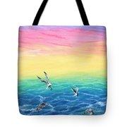 Sea To Sky Tote Bag