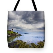The Eastern Most Point In The U.s.a  Tote Bag