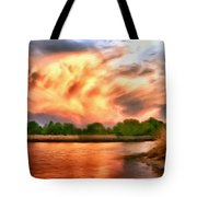 The Eastern Shore Tote Bag