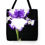 The Edge Of Purple Tote Bag