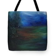 The Edge Of The Woods Tote Bag